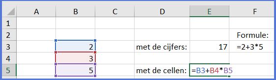 Cellen selecteren in Excel - IPro Training NL