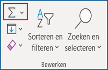 Functies stap 1 van Excel - IPro Training NL